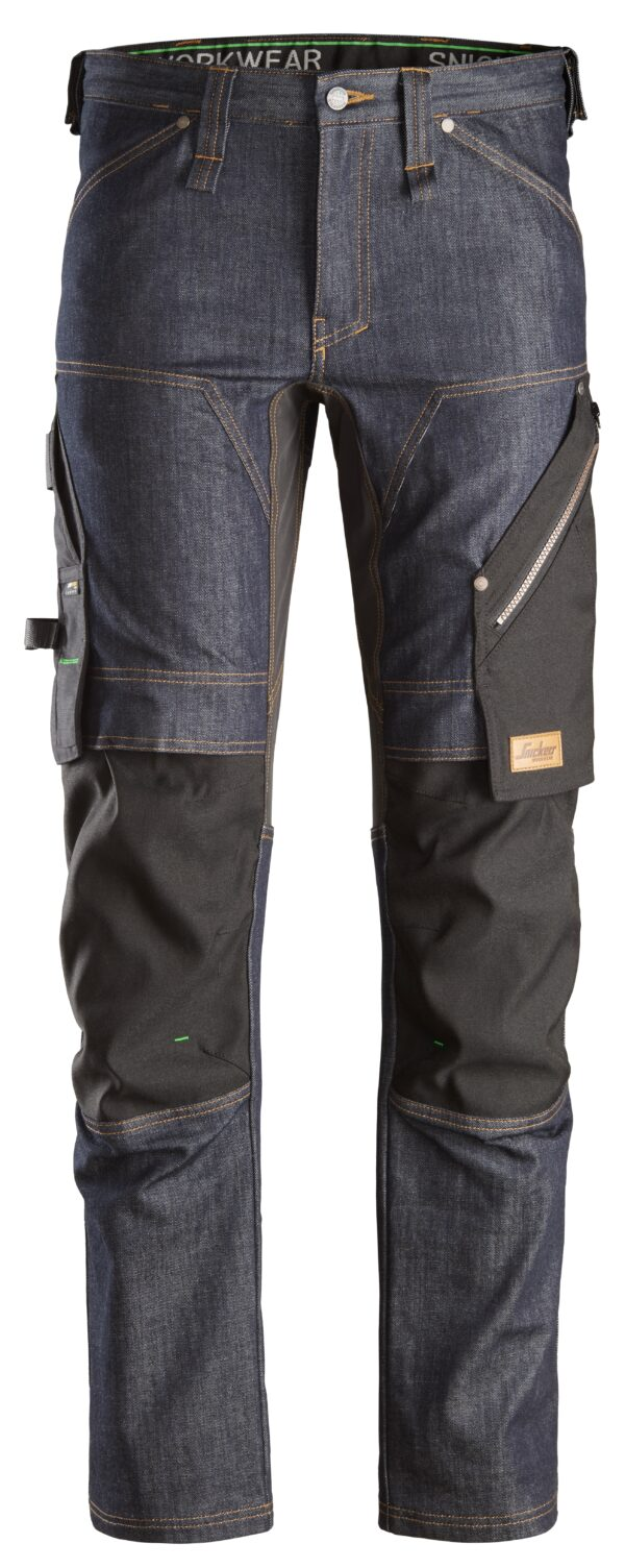 jeansbroek snickers