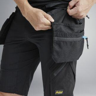 Shorts met holsterzakken